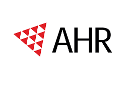 Kuvassa on AHR:n logo.