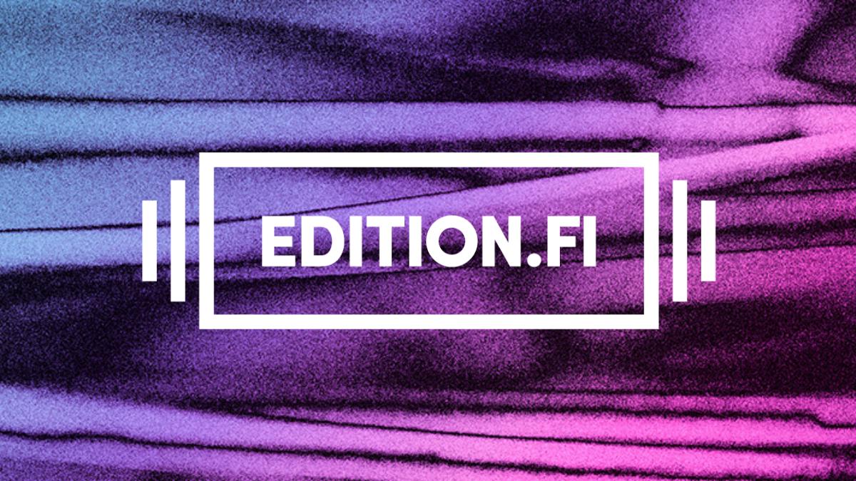 Edition.fi-tjänstens logo.