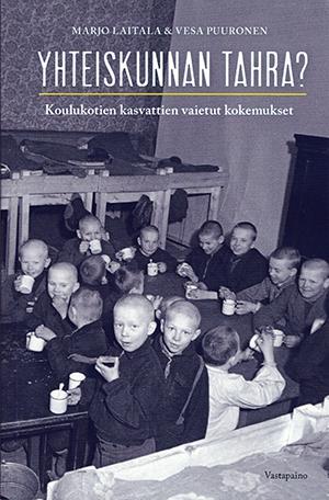 Yhteiskunnan tahra -kirjan kansikuva